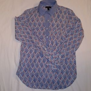 JCrew Lightweight Shirt (BRAND NEW)